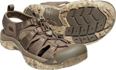 ea1b74572c5 KEEN Newport H2 M Canteen Swirl Outsole US 10