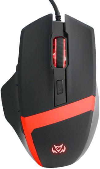 C-Tech Kyllaros, červená (GM-07R)