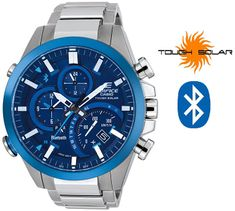CASIO Edifice Bluetooth Connected EQB 501DB-2A