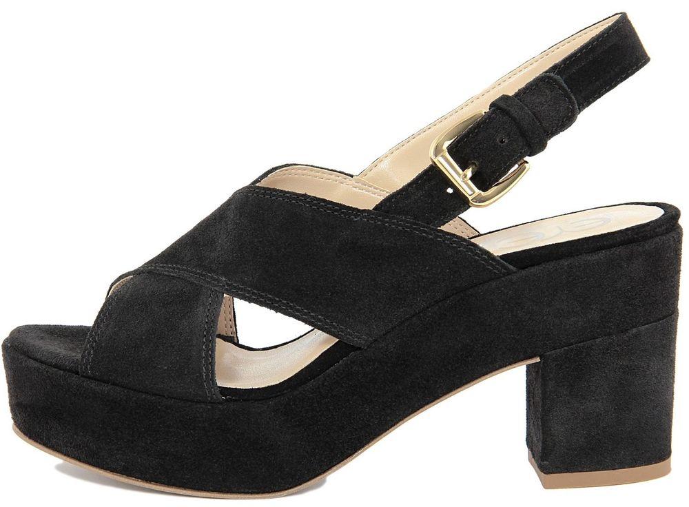 Eye dámské sandály 39 černá