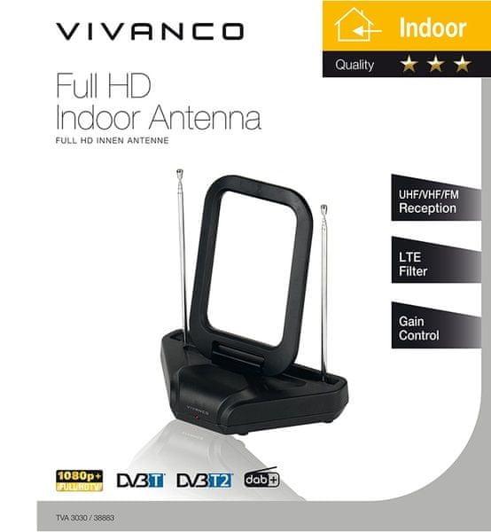 Vivanco TVA 3030