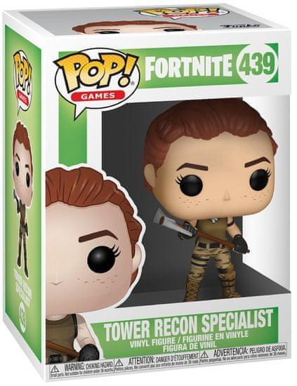 Funko FUNKO Pop Games Fortnite Tower Recon Specialist