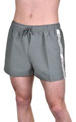 Calvin Klein Pánske kúpacie kraťasy Short Drawstring KM0KM00269-058 Sedona Sage