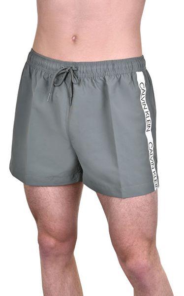 9e09f16ee4a Calvin Klein Pánské koupací kraťasy Short Drawstring KM0KM00269-058 Sedona  Sage (Velikost L)