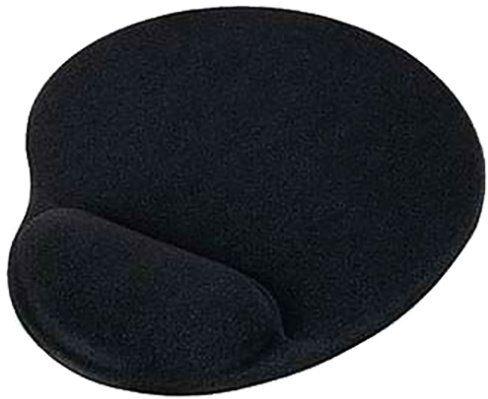 PremiumCord Podložka pod myš ERGO gelová, černá