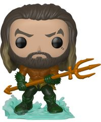 ADC Blackfire FUNKO POP Heroes Aquaman Arthur Curry in Hero Suit