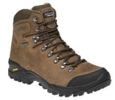 Bennon Trekingová obuv Terenno s membránou hnedá 37