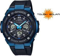 CASIO G-Shock GST W300G-1A2