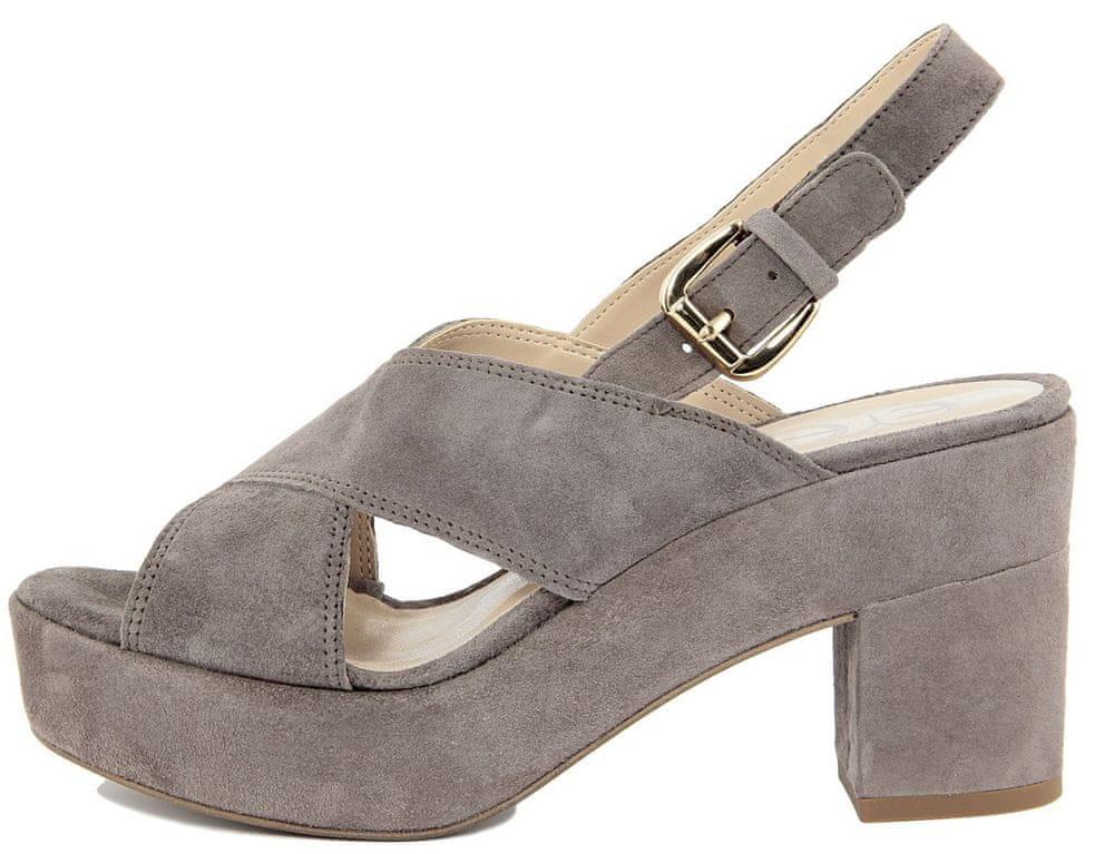 Eye dámské sandály 39 šedá