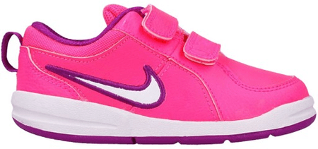 Nike Dívčí tenisky Pico 4 PSV white pink - růžové 31 růžová  2aaf6df981f