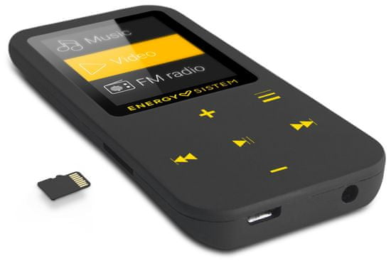 Energy Sistem MP4 Touch BT