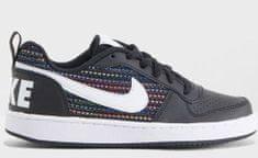Nike Chlapecké tenisky Court Royale Low SE black white - černé 2760d633d37