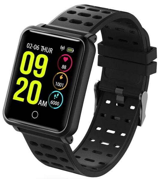 XBlitz Sportovní chytré hodinky Touch e6006bae03c