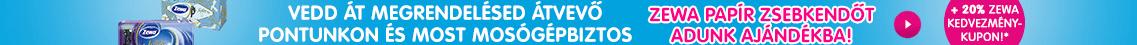 HU Zewa promotion