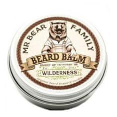 Mr. Bear Balzám na vousy Wilderness (Beard Balm) 60 ml