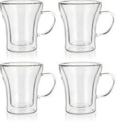 Banquet steklena skodelica Doblo, 200 ml, 4 kosi