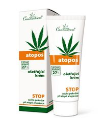 Simply you Cannaderm Atopos ošetřující krém 75 g