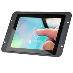 "Hannsg LED LCD monitor na dotik HO101DTB, Open Frame, TFT, 25,65 cm (10,1""), črn"