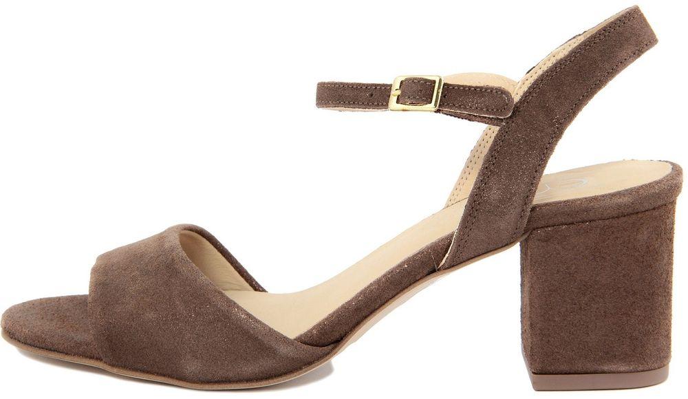 Eye dámské sandály 39 hnědá