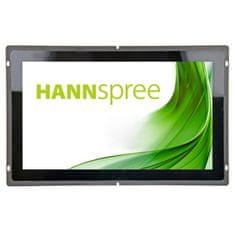"""Hannsg LED LCD monitor na dotik HO161HTB, Open Frame, TFT, 24/7, 39,6 cm (15,6""""), črn"""