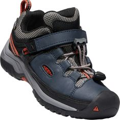 KEEN Targhee Low WP K blue nights/rooibos tea
