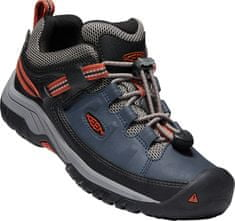 KEEN Targhee Low WP JR blue nights/rooibos tea