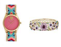 Manoush dámská sada hodinek s náramkem MSHHIPC