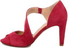 Eye dámské sandály 41 červená