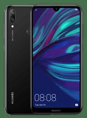 Huawei Y7 2019, 3+32GB, Midnight Black
