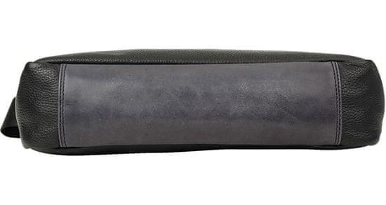 BUGATTI Męska torba na notebooka Citta 49304601 Black