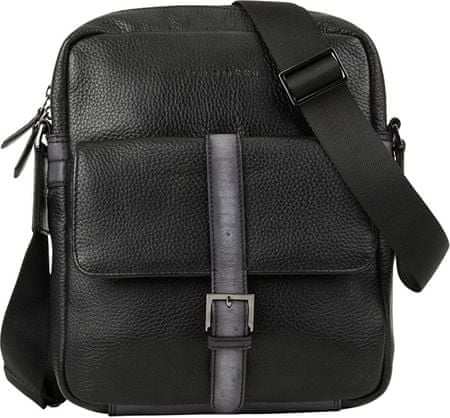 BUGATTI Férfi crossbody táska Citta 49304501 Black  f07d67762d