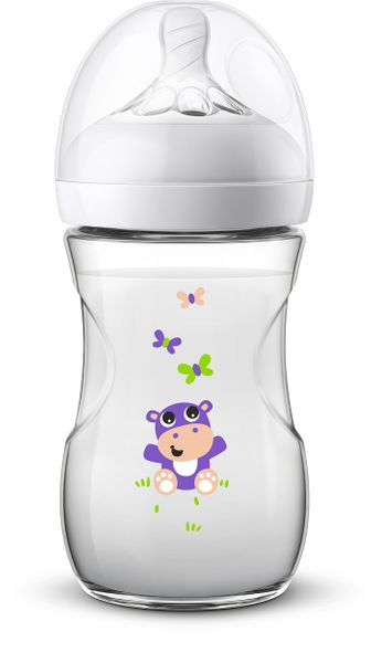 Philips Avent Láhev Natural 260 ml, 1 ks hroch