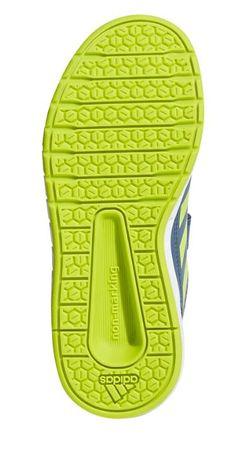 Adidas chlapecké tenisky AltaSport CF K - šedé 29 sivá  114f4cec4ad