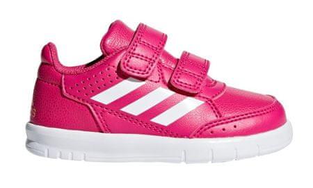 Adidas dívčí tenisky AltaSport CF K - růžové 22 růžová  de90bb34a7