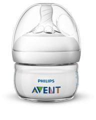 Philips Avent otroška steklenička Natural 2.0, 60 ml (SCF039/17)