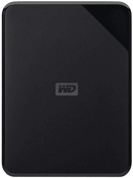 WD Elements SE Portable - 1TB, černá (WDBEPK0010BBK-WESN)