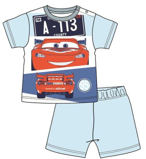 Disney by Arnetta chlapčenské pyžamo Cars