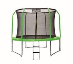 Marimex Sada krytu pružin a rukávů na trampolínu 244 cm - zelená