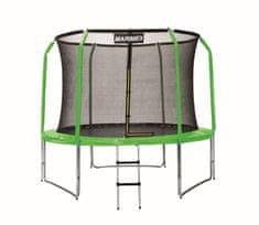 Marimex Sada krytu pružin a rukávů na trampolínu 305 cm - zelená