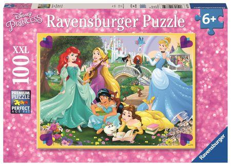 Ravensburger puzzle księżniczki Disneya 100 elementów