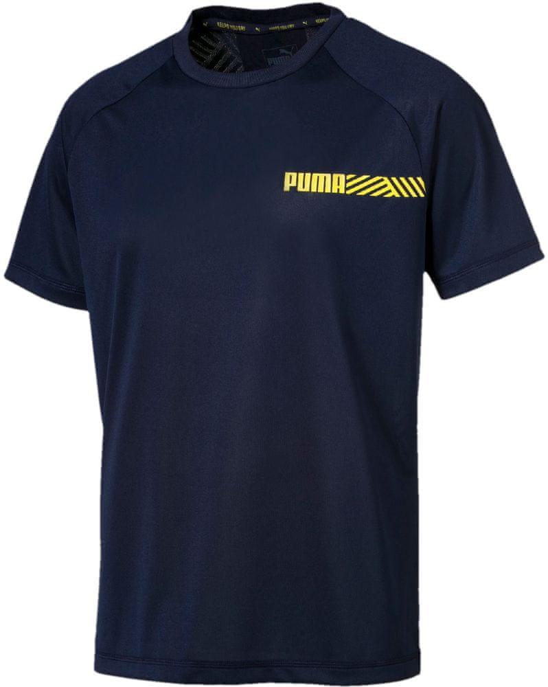 Puma Tec Sports Tee Peacoat L