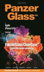 PanzerGlass ClearCase pro Apple iPhone X/Xs 189