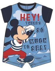 Disney by Arnetta chlapecký overal Mickey Mouse