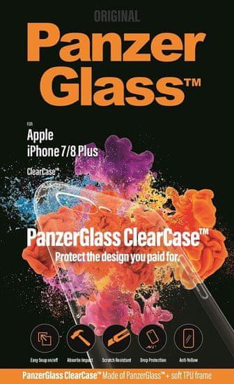 PanzerGlass zaščitno steklo za iPhone 6/7/8/SE 2020