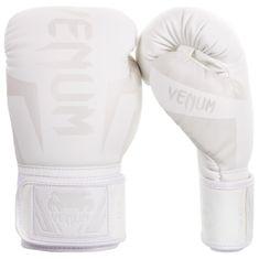 VENUM Boxerské rukavice VENUM ELITE - bílé
