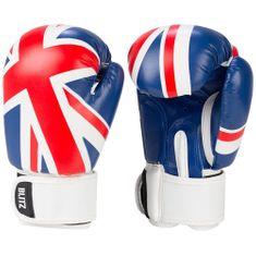 Blitz Dětské Boxerské rukavice BLITZ 6oz - Britská vlajka