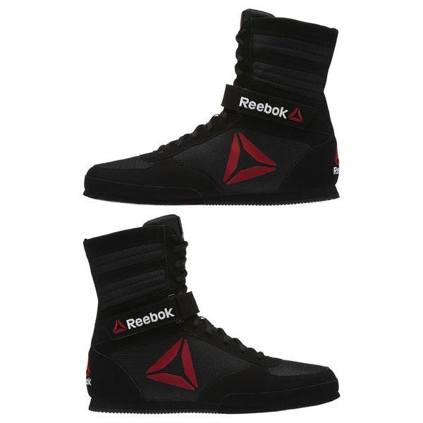 Reebok REEBOK Boxerské boty BUCK - černé 9fed9307aa