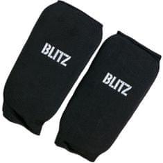 Blitz Elastické chrániče předloktí Blitz - ČERNÉ