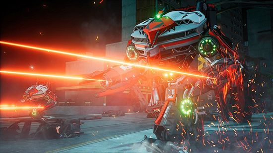 Microsoft Crackdown 3 (Xbox ONE)