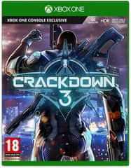 Microsoft Crackdown 3 (Xbox ONE)